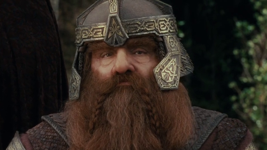 The Original Gimli Has A Theory About Why Amazon Is Rebooting Lord Of The Rings
