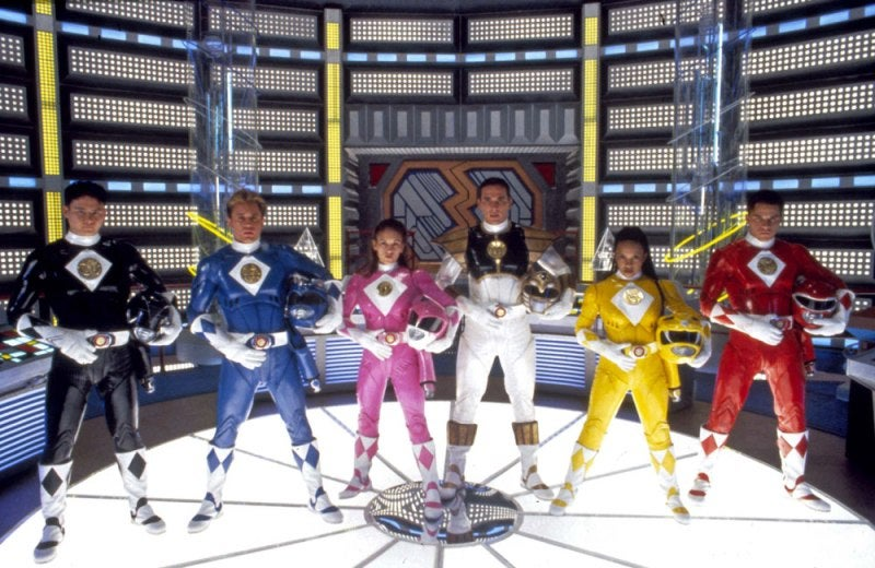 Paramount Is Now On Board With A Reboot Of The Power Rangers Reboot