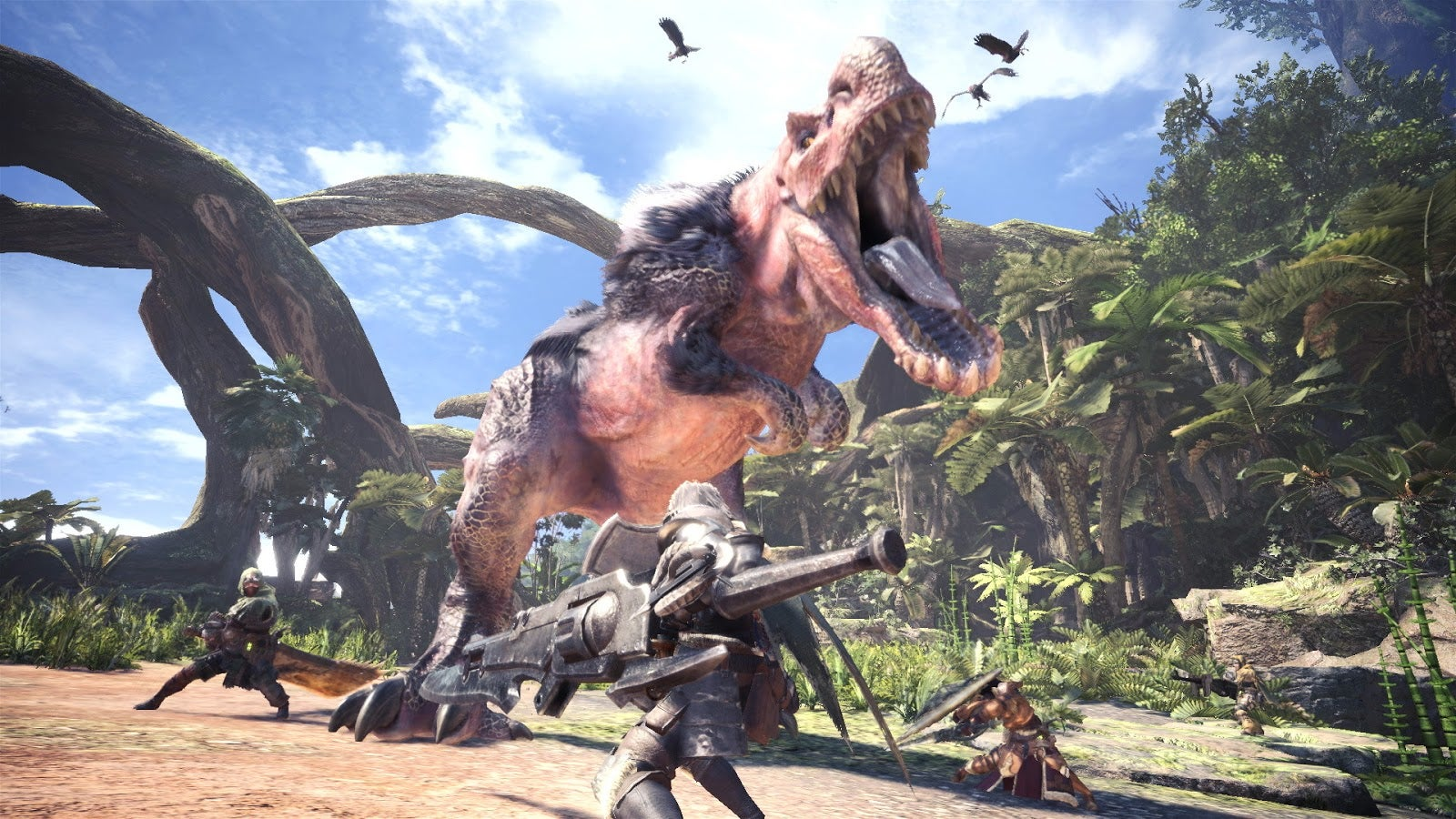 Bringing Monster Hunter: World To Nintendo Switch Is 'Difficult,' Says Capcom