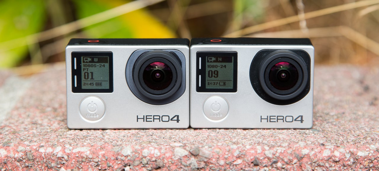 GoPro Hero4 Hands-On: The Best Action Cam Goes 4K, For A Price