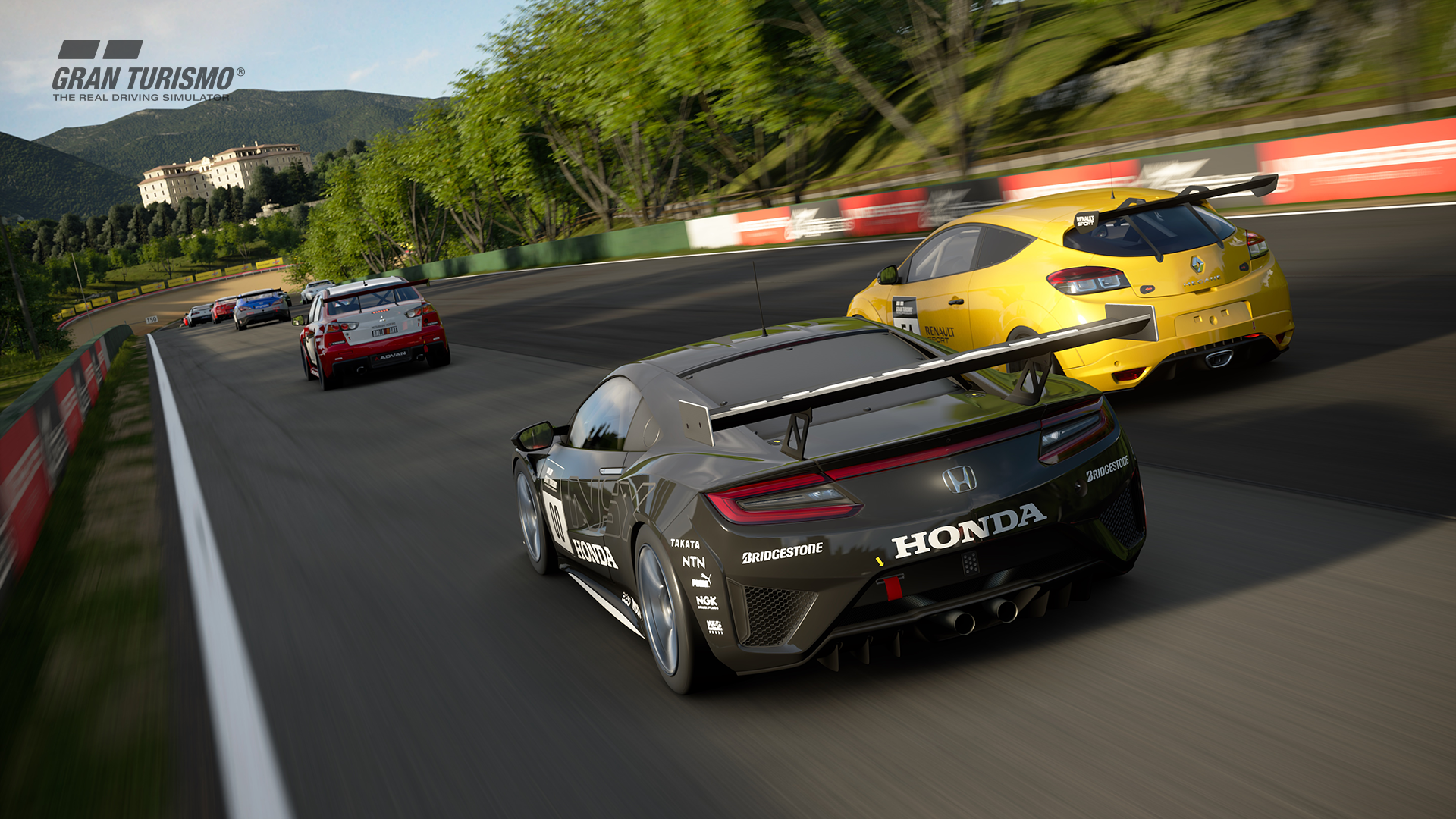 Gran Turismo Sport Will Turn You Into A Ghost Car If You Arent A - Sport car driving
