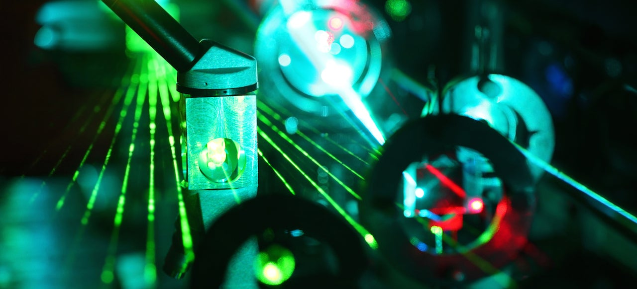 Scientists May Have Figured Out How to Turn Light into Matter