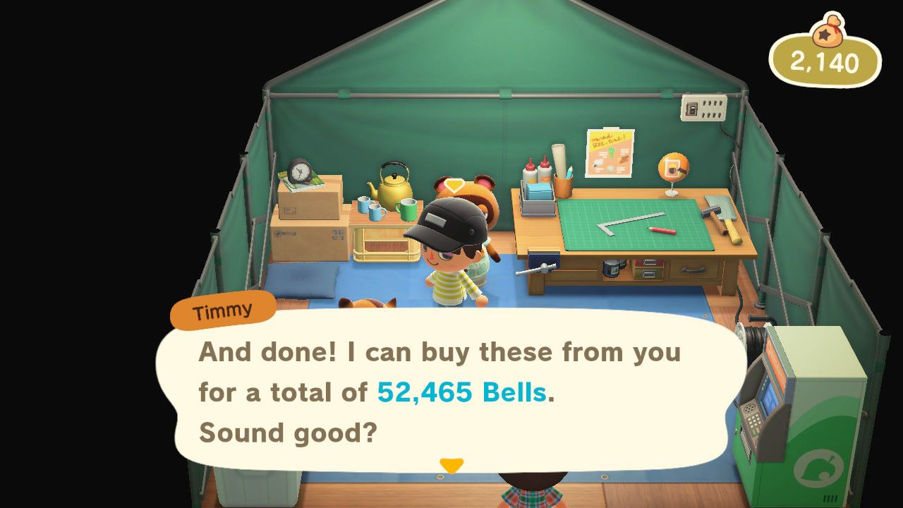 Animal Crossing: New Horizons Has An Infinite Item Trick