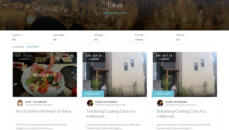 EatWith Connects You With Locals To Dine With When You Travel