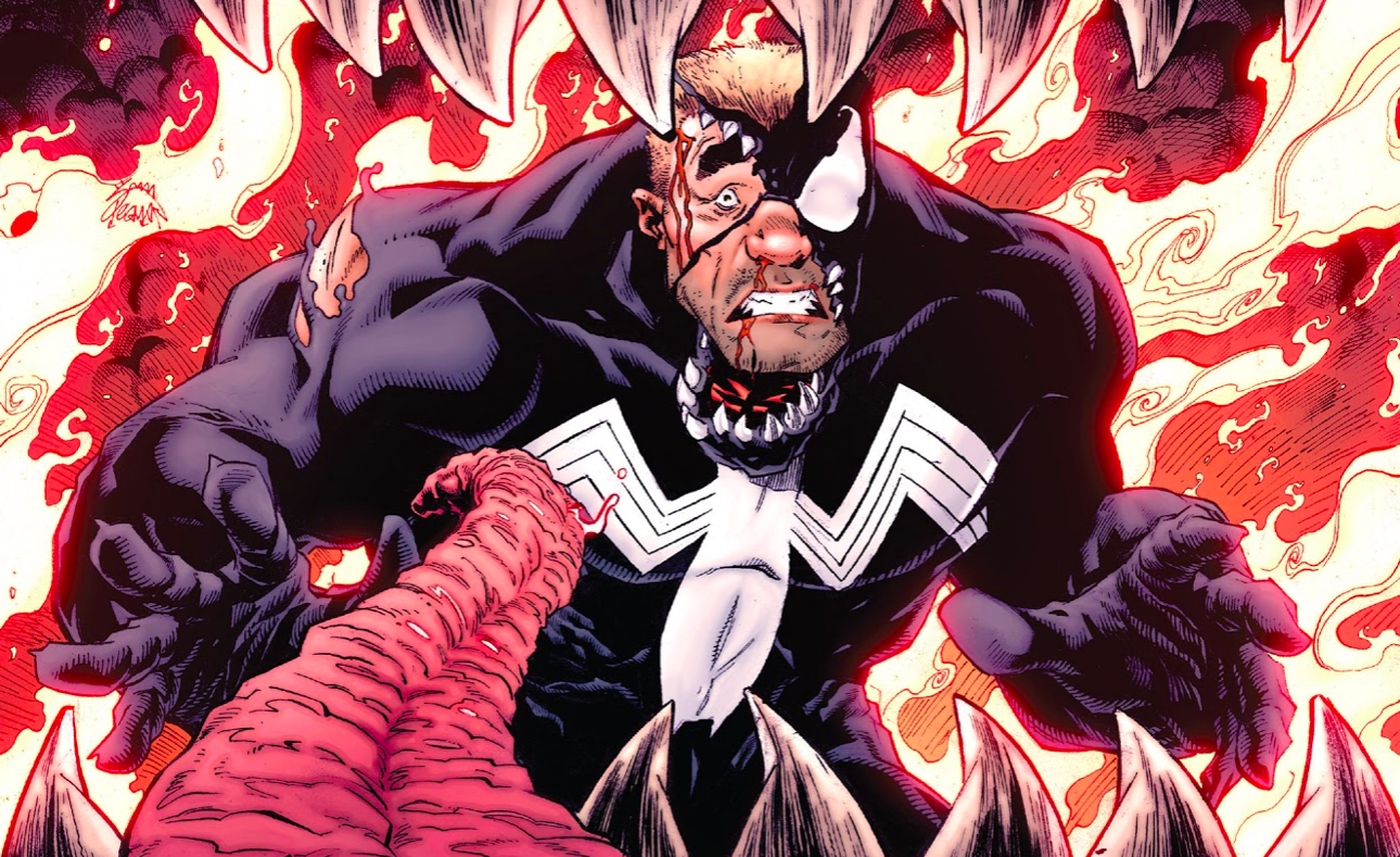 Venom And Eddie Brock Are Having A Baby