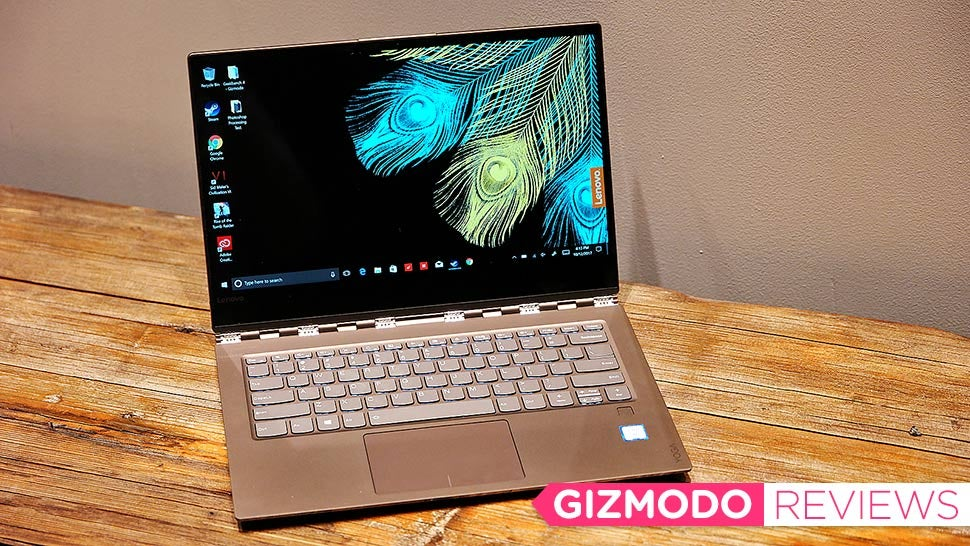 Lenovo Yoga 920: The Gizmodo Review