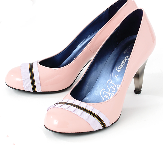 Iconic JRPG Series Inspires High Heel Shoes