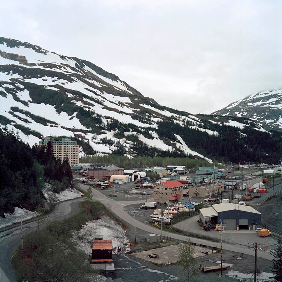 The Alaskan Town Living Under One Roof