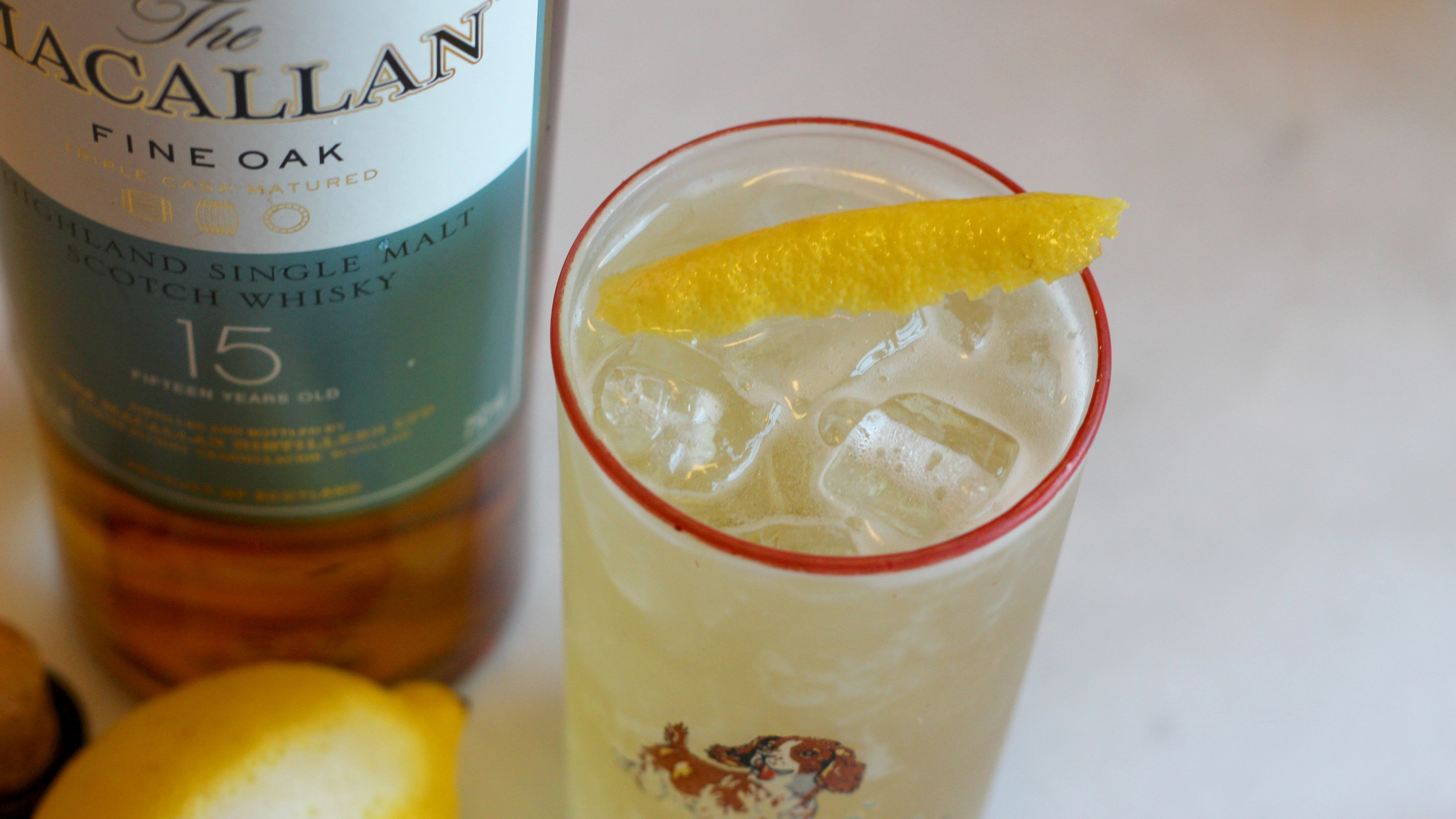 3-Ingredient Happy Hour: The Very Simple And Good Scotch Highball