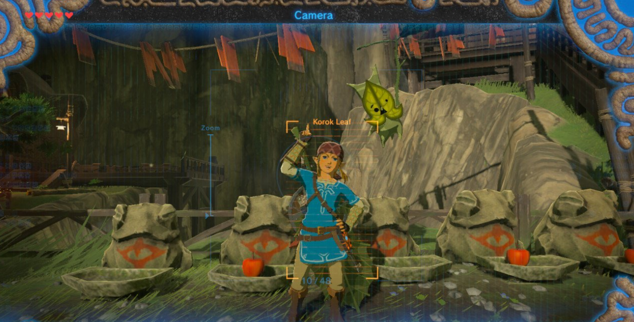 Zelda: Breath Of The Wild Gets Video Game CollectiblesRight