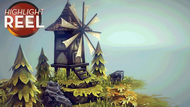 In Besiege, There Can Be Only One Windmill