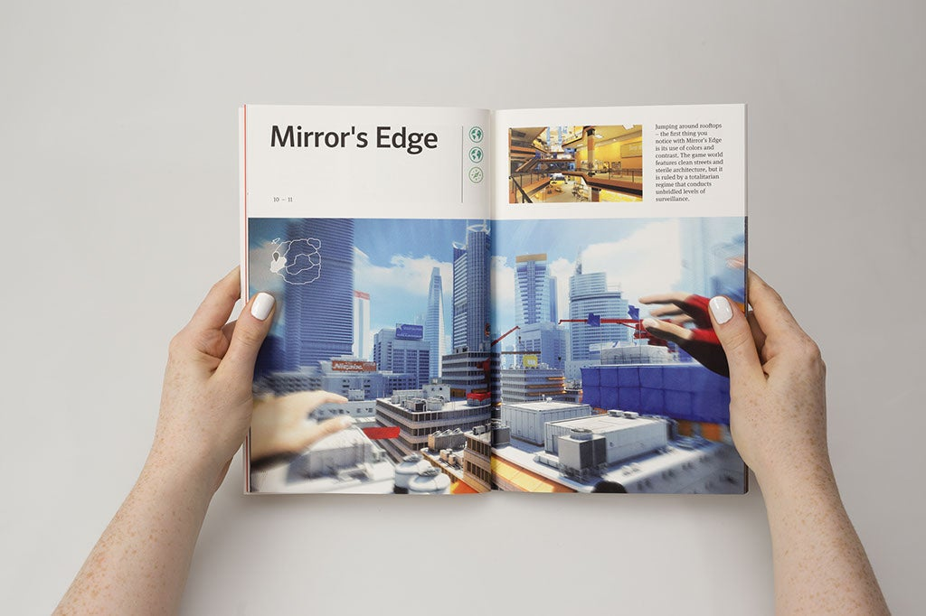 Beautiful Video Game Environments Get a Book That's Just As Pretty