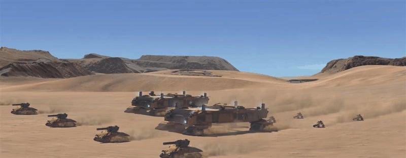 Homeworld: Deserts of Kharak: The Kotaku Review