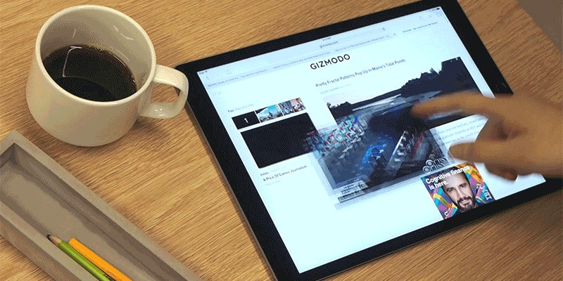 Everything We Know About Apple's New 25cm iPad Pro