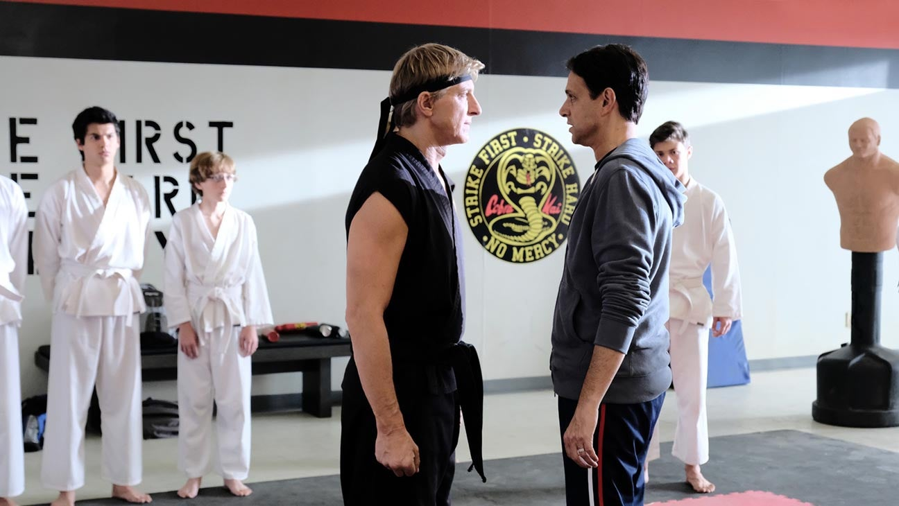The Entire First Season Of Cobra Kai Is Free To Stream Right Now