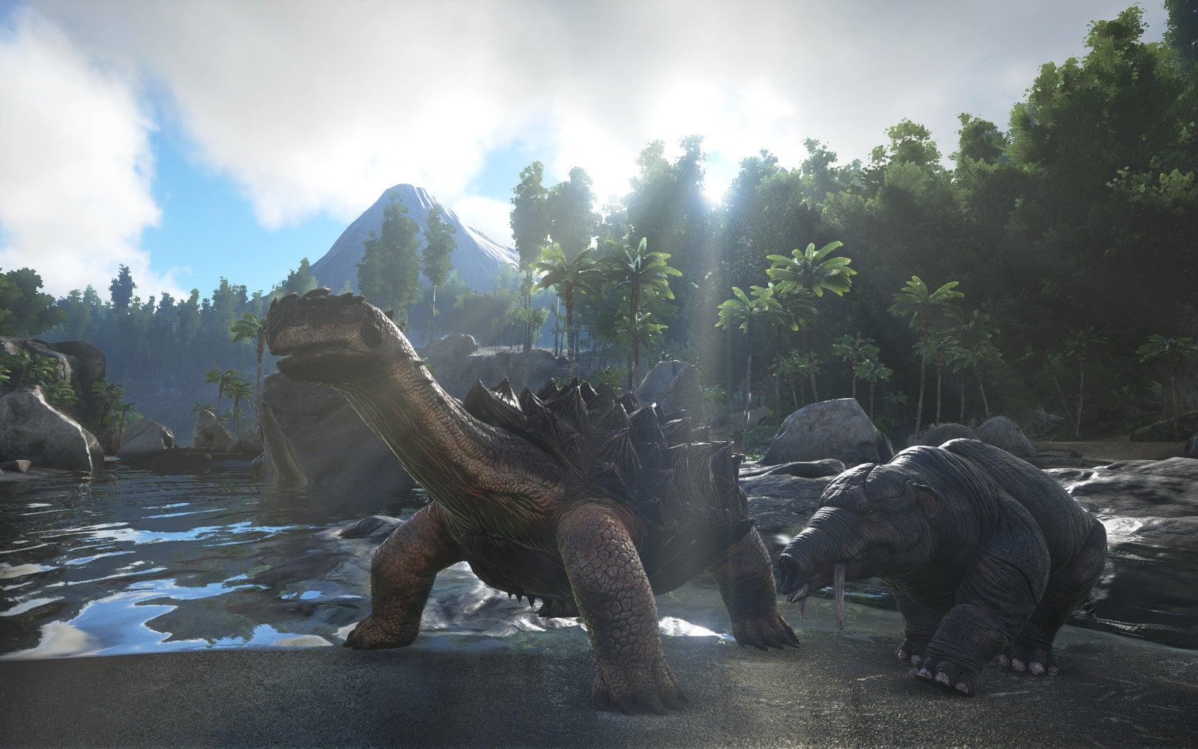 Game Studios Enter Legal Battle Over The Making Of Ark: Survival Evolved