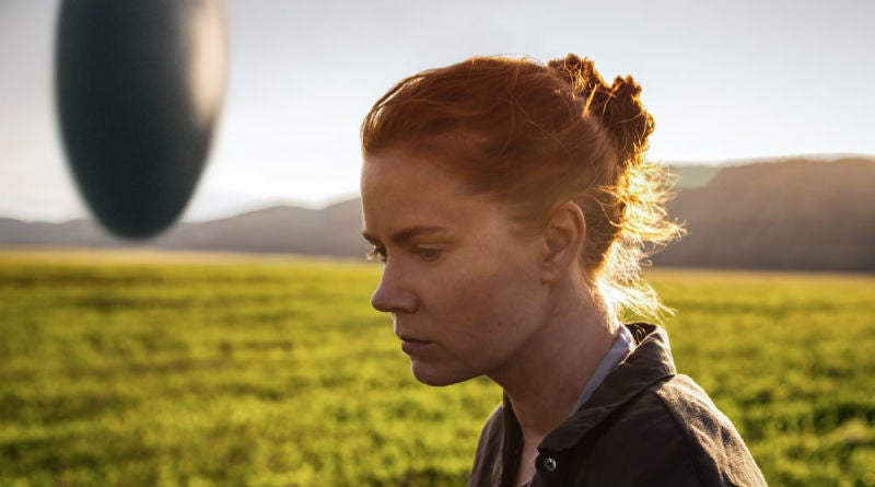 The Screenwriter Of Arrival Is Working On A New Sci-Fi Film
