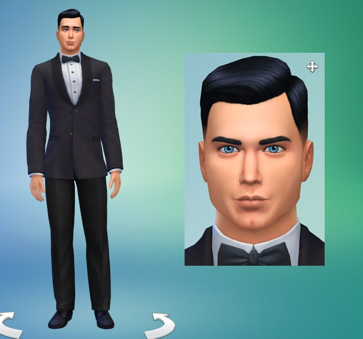 The Cast of Archer Created In The Sims 4