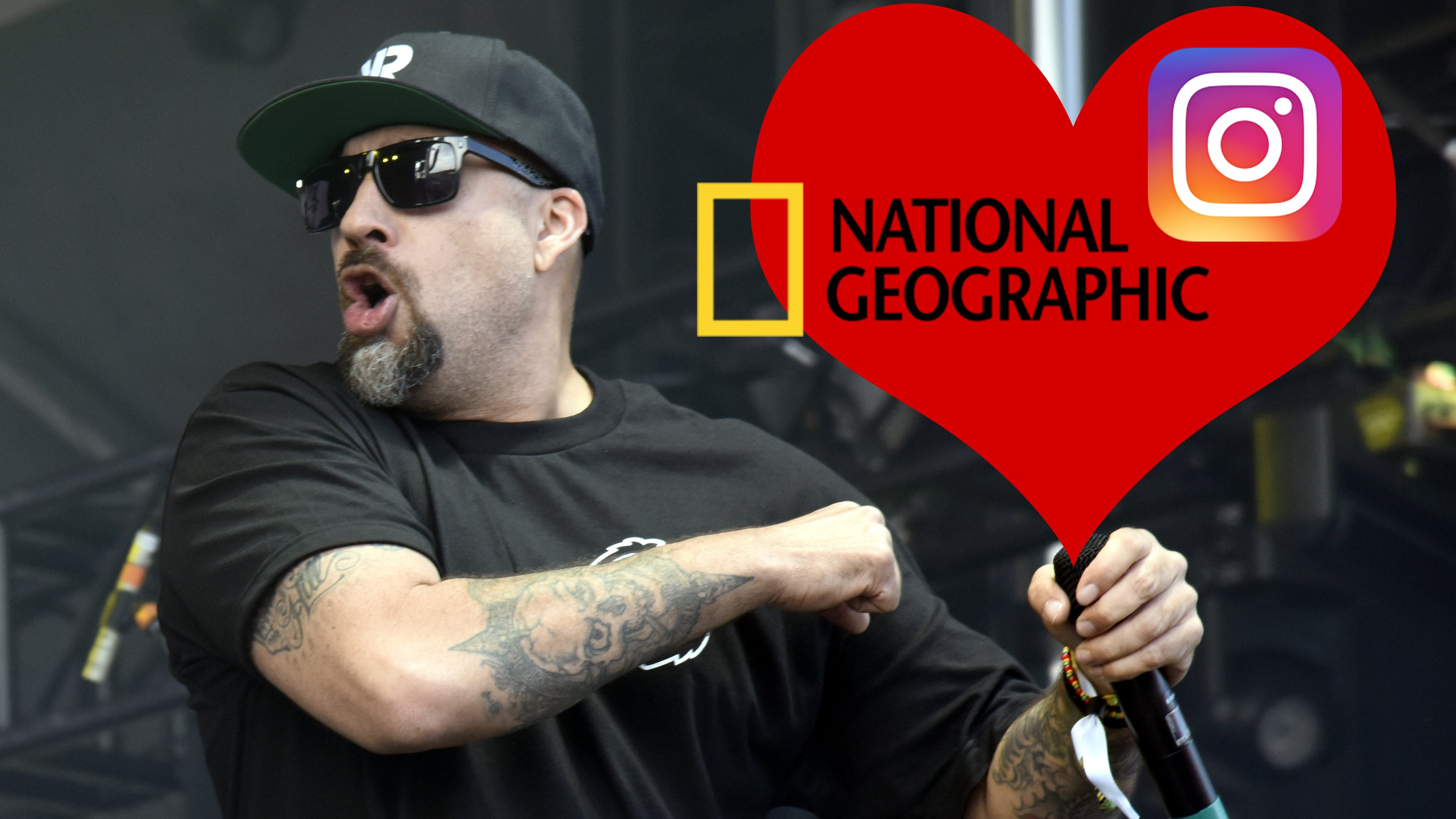 Cypress Hill Is Blowing Up NatGeo's Instagram