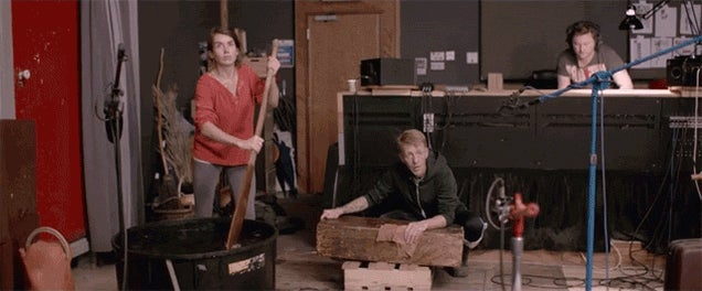 Watch the Painstaking Art of Making Movie Sound Effects