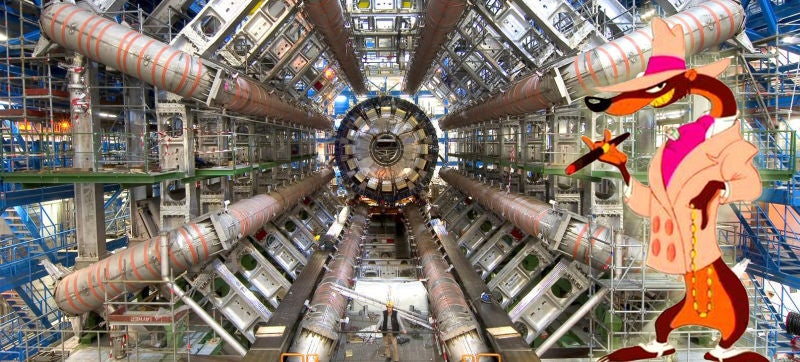 Report: A Weasel Shut Down the Large Hadron Collider