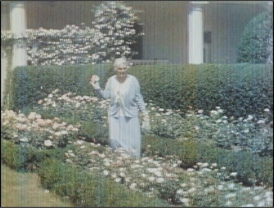 Rediscovered 1920s Home Movies Are The First To Show The White House In Colour