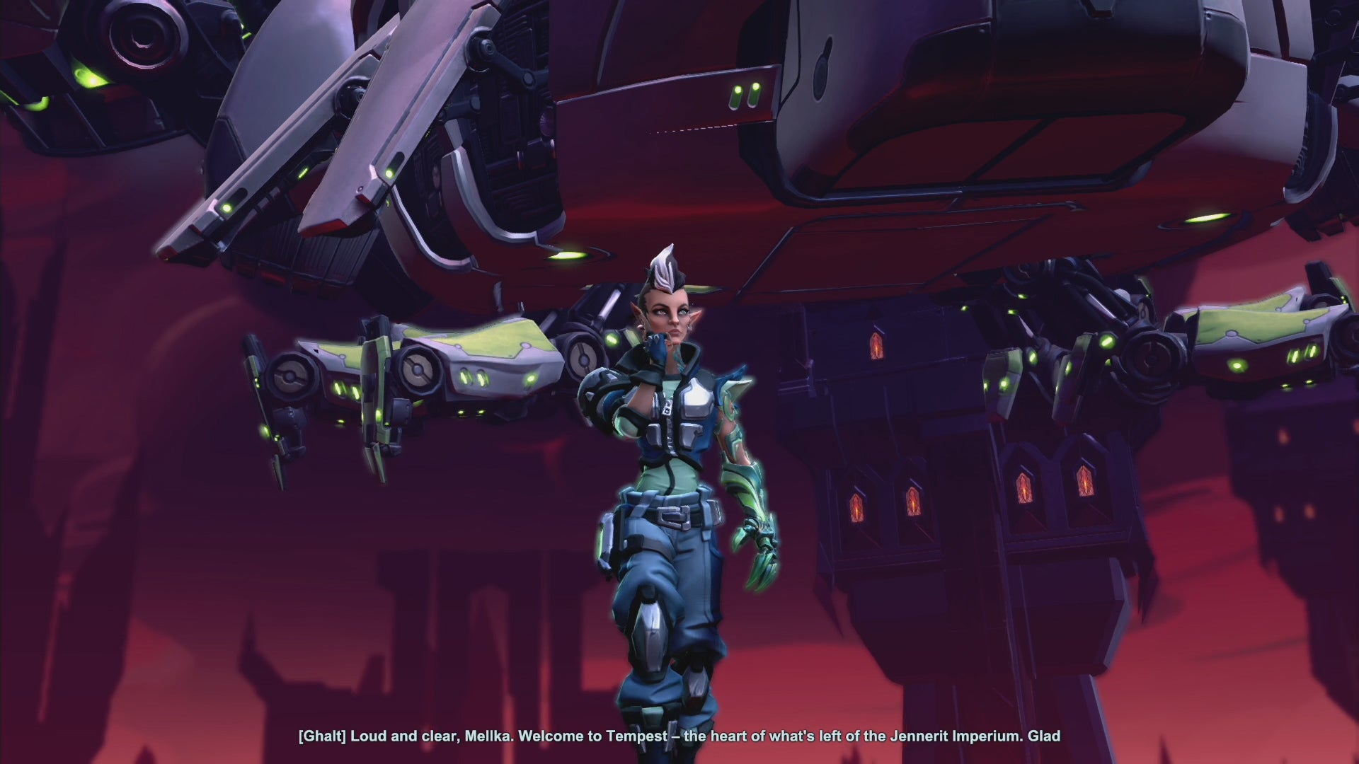 The Best Bit Of Battleborn So Far Can Only Be Played Once