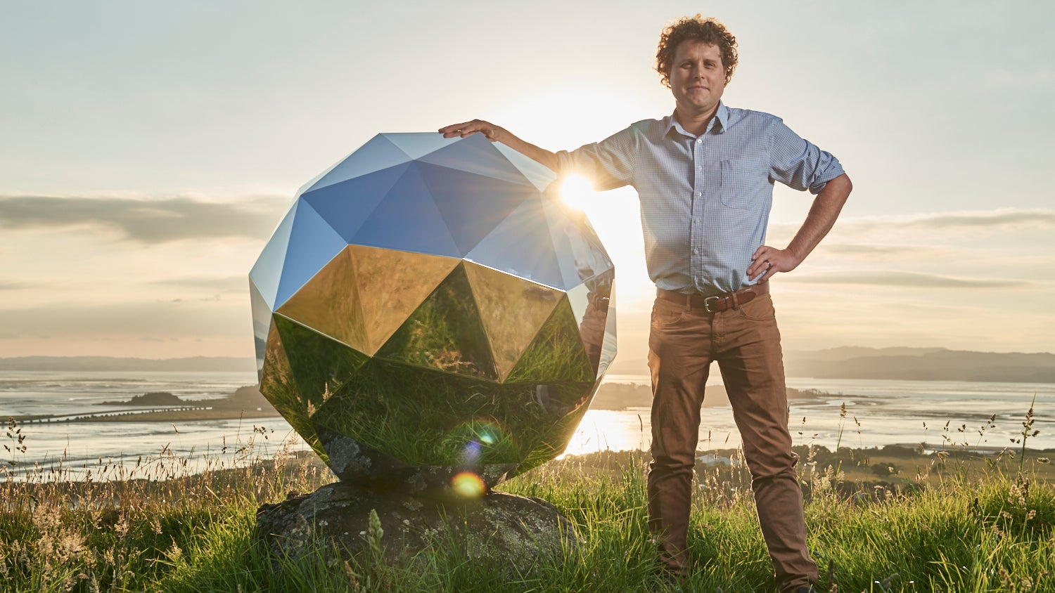 Shimmering Disco Ball Launched Into Space By A Kiwi Millionaire
