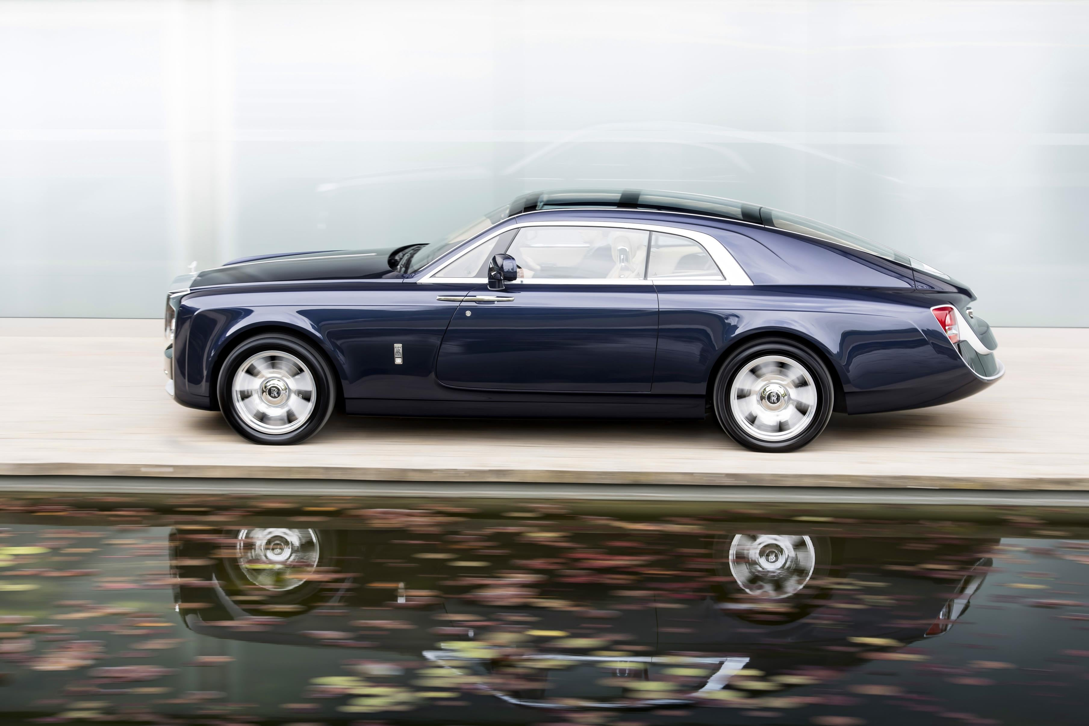 This Oddball Rolls Royce Could Be The Most Expensive New