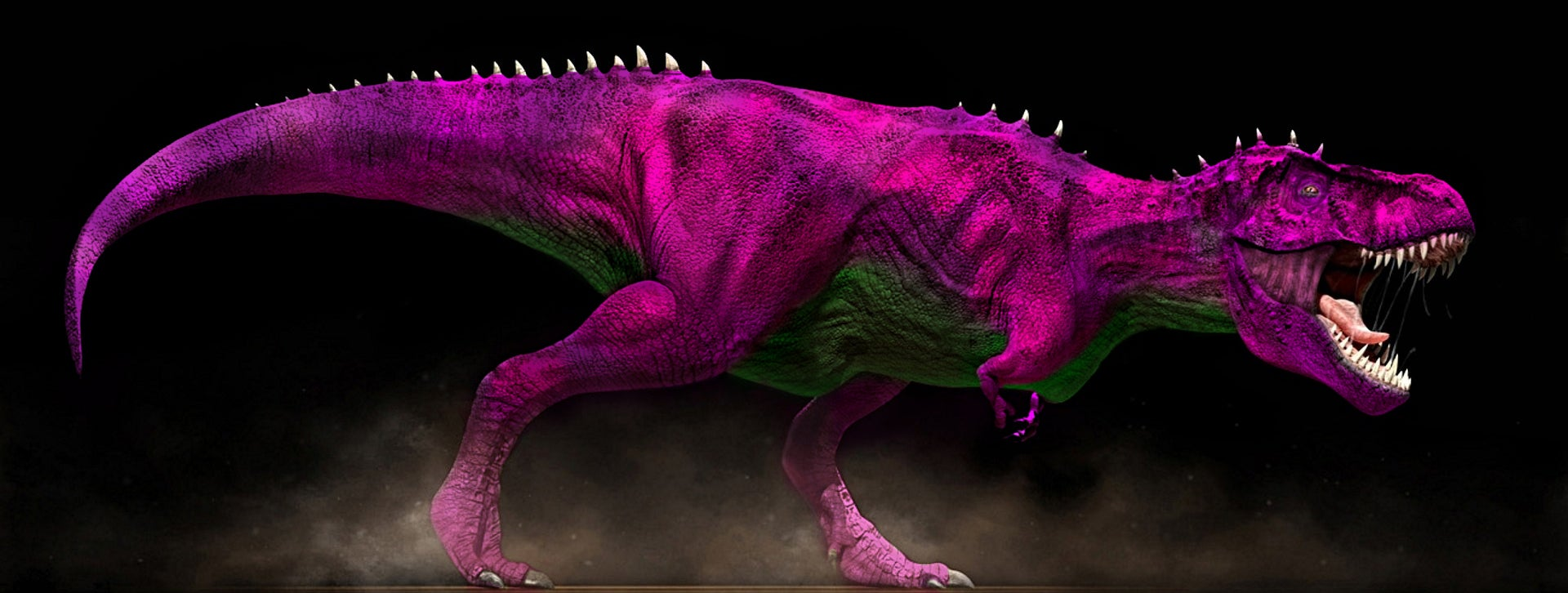 Scientifically Accurate Barney Destroys Childhoods And Does Not Love You