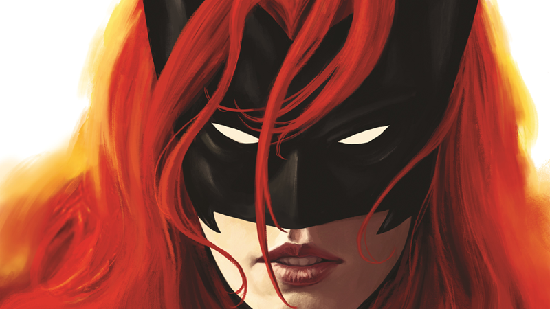 Batwoman Is Getting Her Own Comic Series Again, And It's About Time