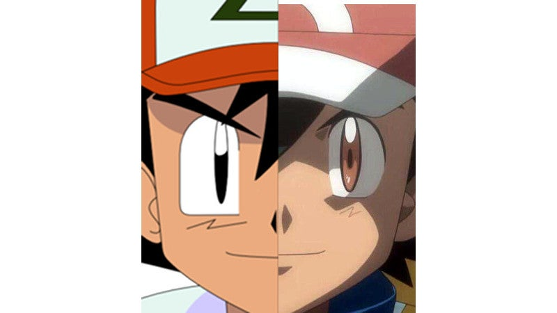 Ash from Pokémon Has Changed