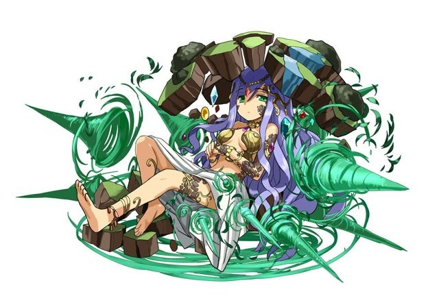 Puzzle & Dragons Character Reveal Called 'Inappropriate'