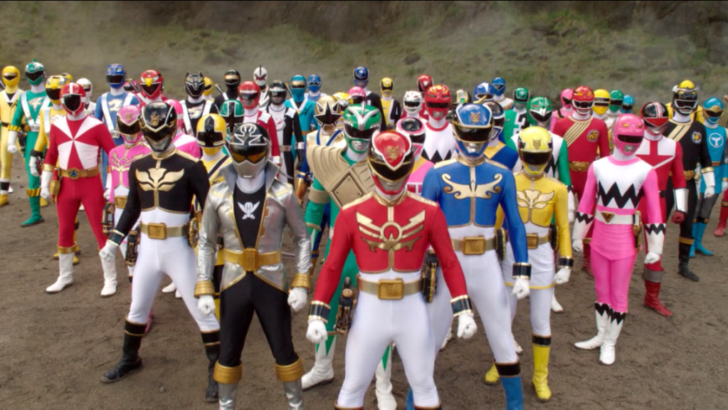 Congratulations, Morphing Nerds: The Power Rangers Are Going On Tour