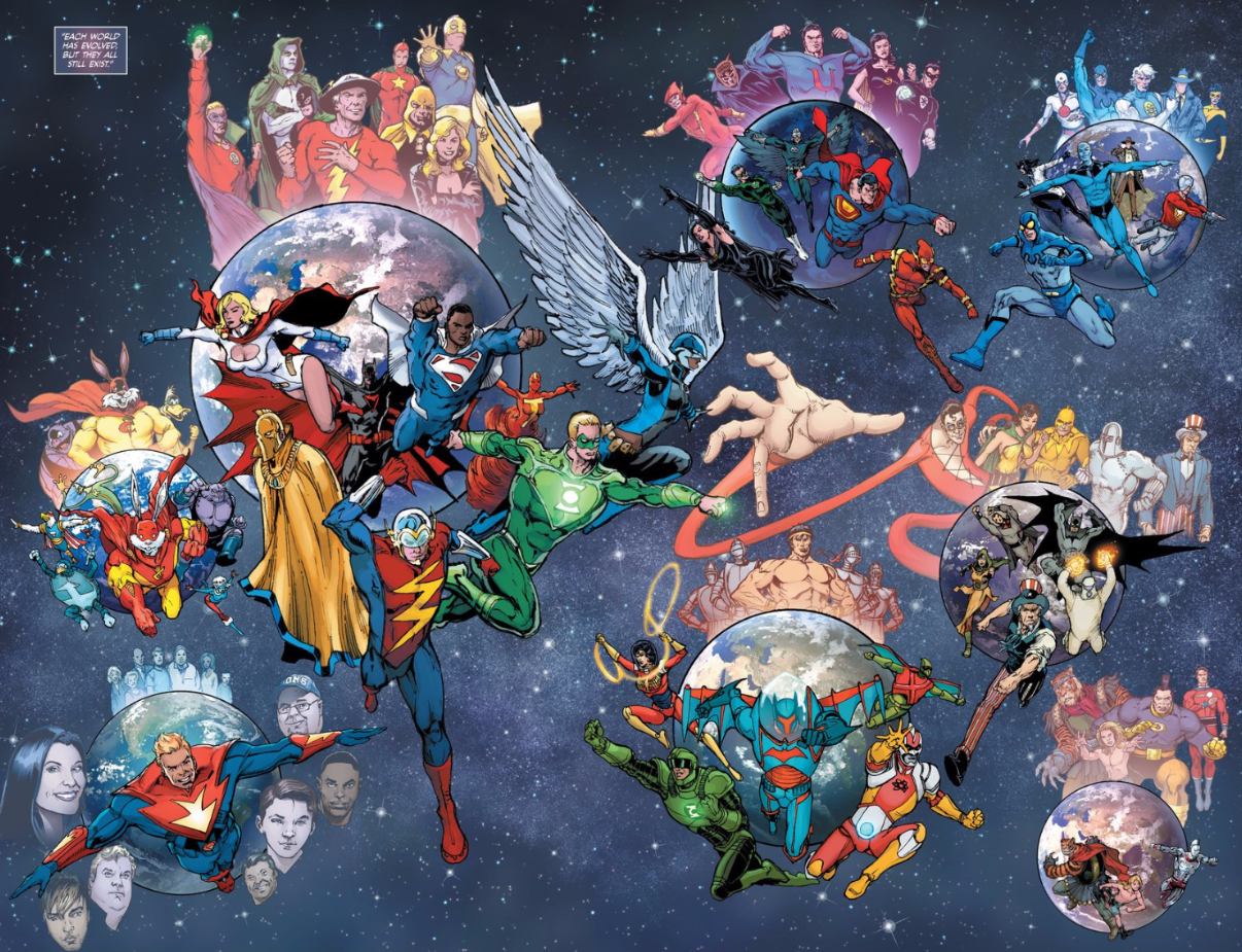 DC Comics' Superhero Universe Just Changed In Some Huge Ways