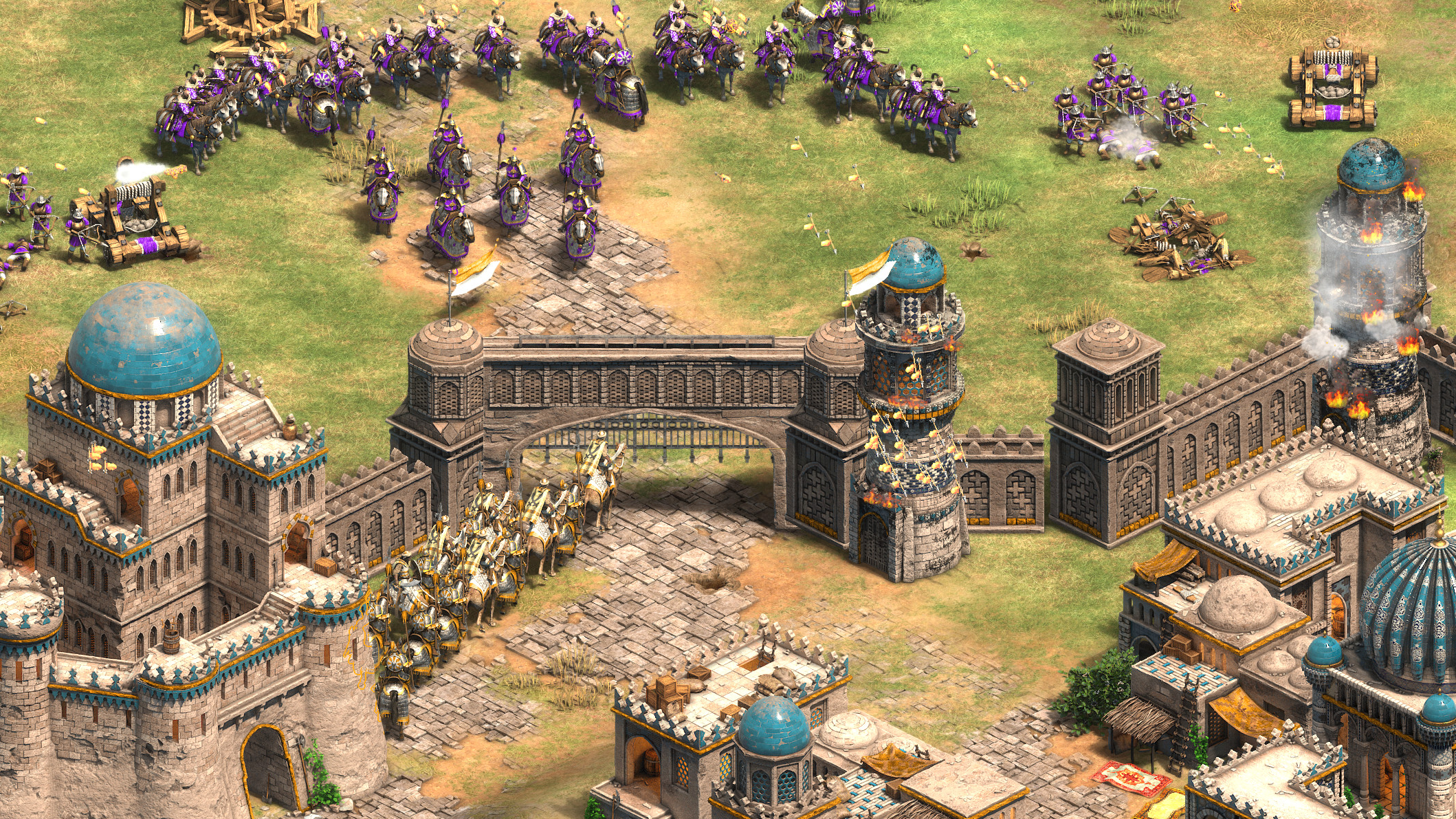 Age Of Empires II's Remaster Kicks Arse