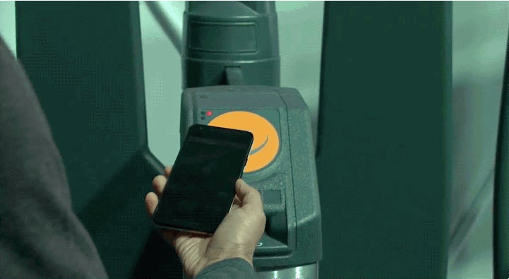 Watch How You'll Soon Pay Your Subway Fare With a Tap of Your Phone