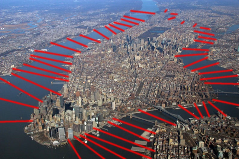 Here's How Many Bridges NYC Would Need If Everyone Drove