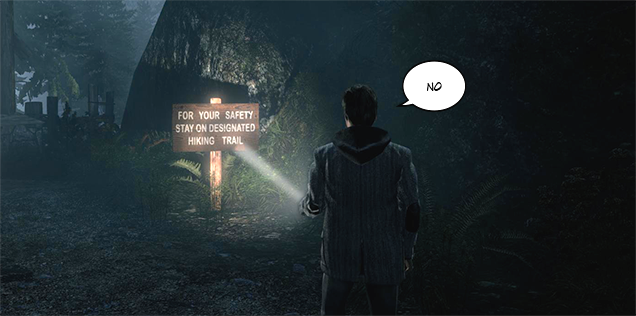 3 Things Other Games Should Steal From Alan Wake | Kotaku Australia