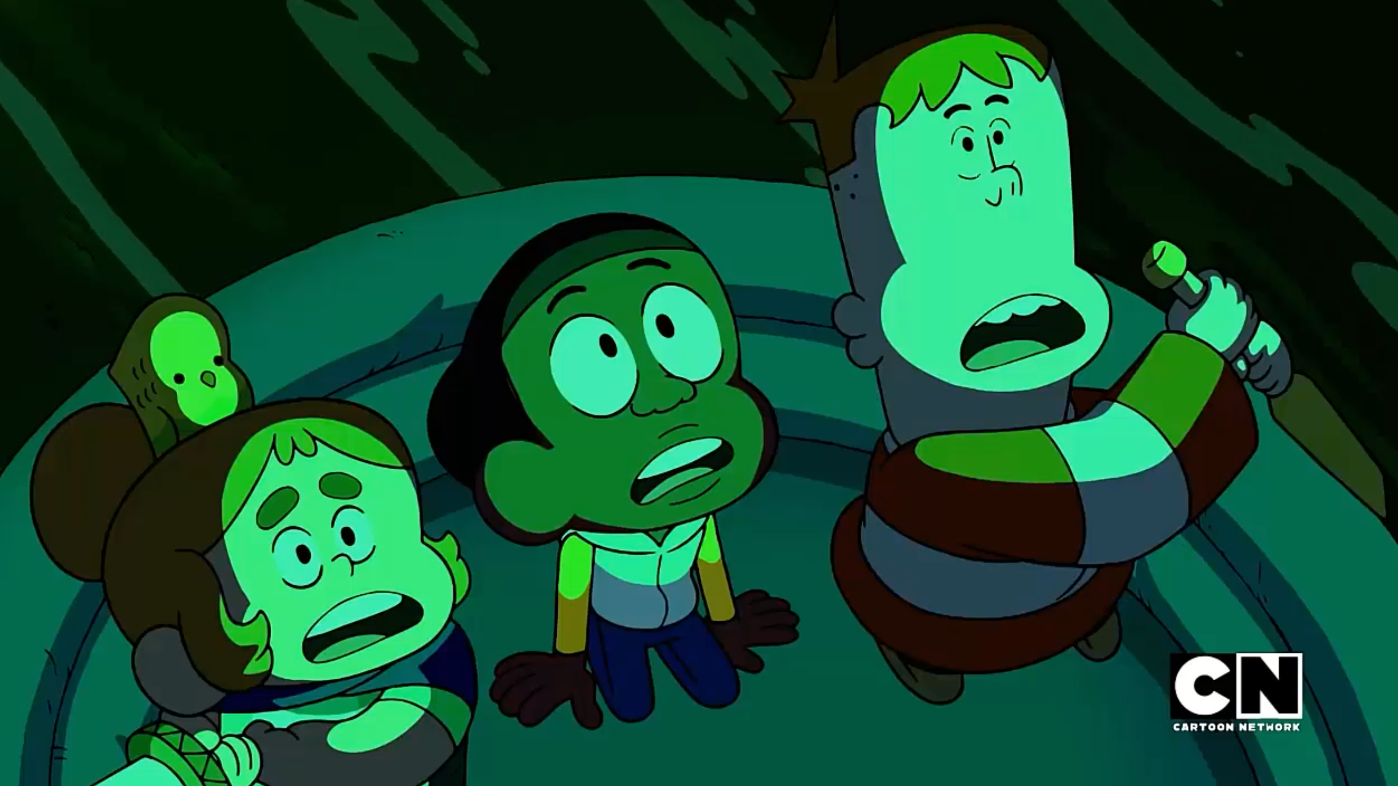 Craig Of The Creek's World Of Summertime Wonder Is Getting More Intense