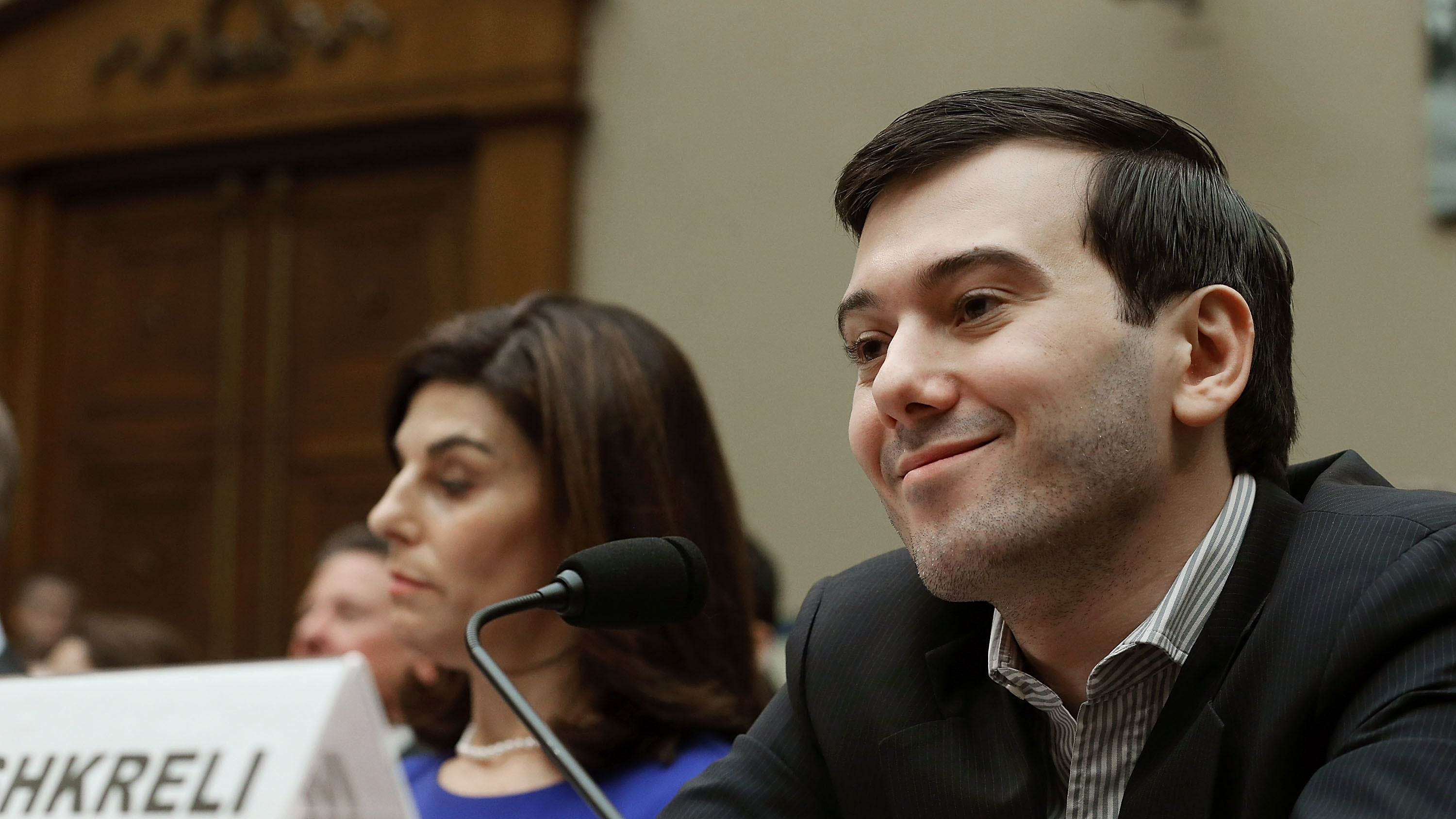 Hell Freezes Over As Martin Shkreli Performs A Public Service