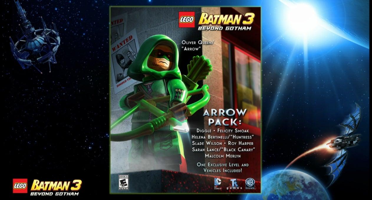 Conan O'Brien? The Green Loontern? LEGO Batman 3 Keeps Getting Better