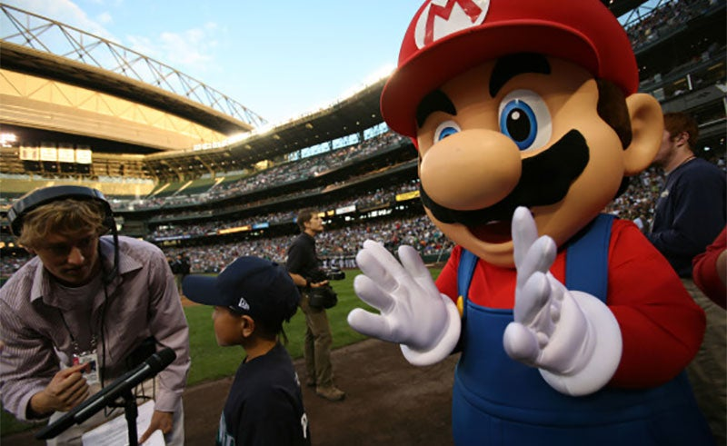 Nintendo Is Offloading The Seattle Mariners (Update)