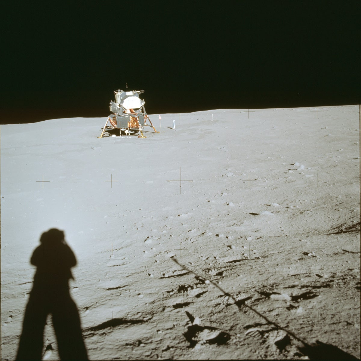 Rare Photos Reveal Fascinating Views Of The Apollo 11 Moon ...