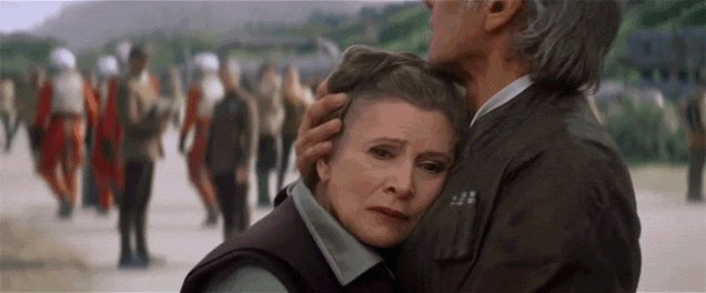 Watching People Hug in Movies Makes Me Feel Like I Need a Hug