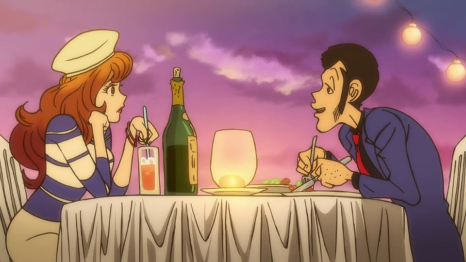Married Life Suits Master Thief Lupin III