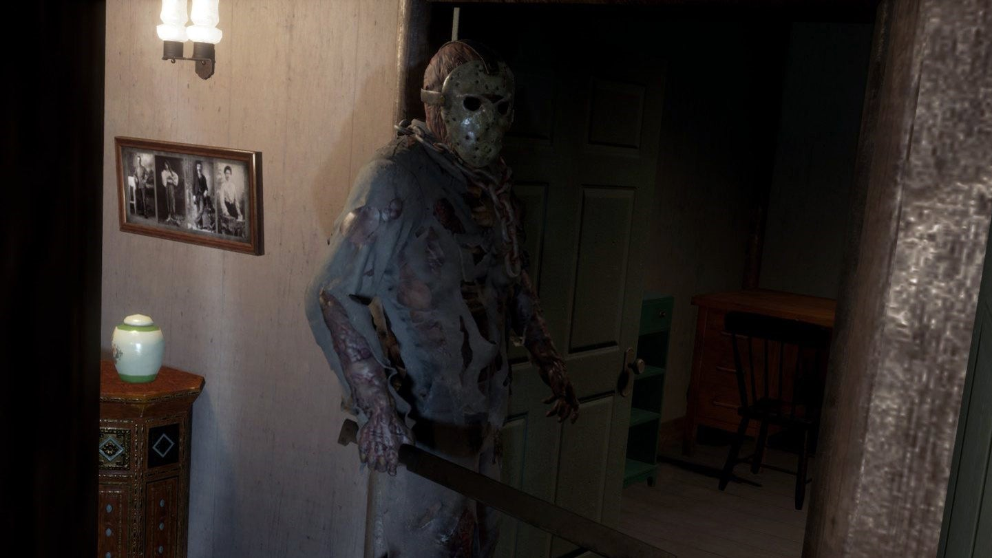 Rest In Pieces, Friday The 13th: TheGame