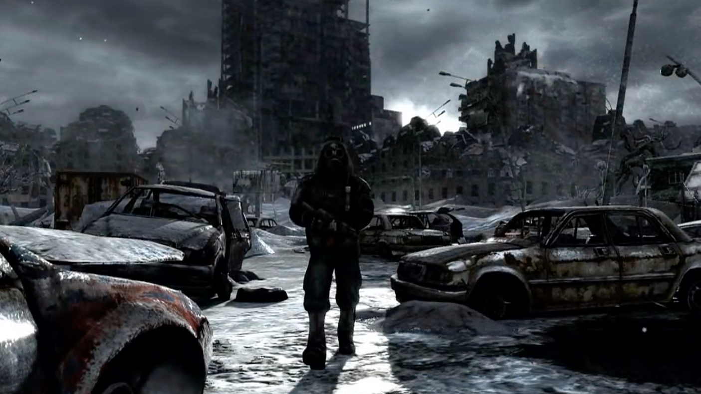 Russian Sci-Fi Thriller Novel-Turned-Video Game Metro 2033 Is Becoming A Movie