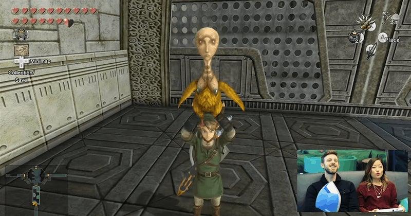 A Brief Tour Of The Legend Of Zelda: Twilight Princess HD
