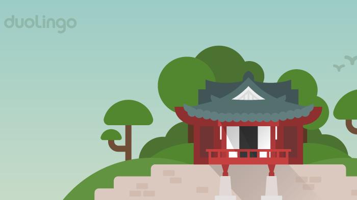 Duolingo, The Language Learning App, Now Teaches Korean